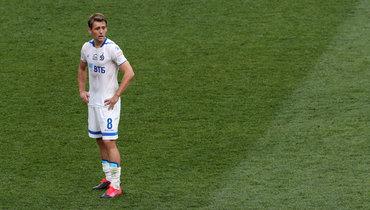Панченко покидает «Динамо»