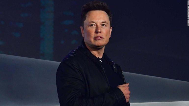 Илон Маск. Фото CNN