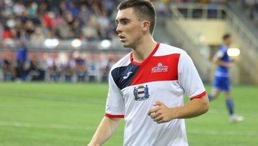Один излучших молодых игроков России подписал контракт с «Торпедо»