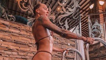 «Это купальник, если что». Российская скелетонистка Никитина сразила пользователей откровенным фото