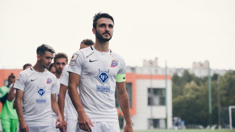 Ряд игроков «Чертаново» перейдет в «Крылья Советов». Фото ФК «Чертаново»