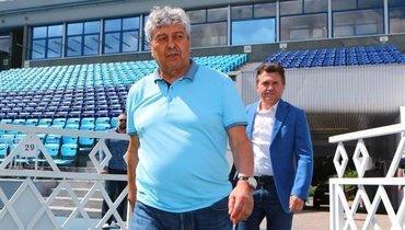 Киевское «Динамо» выступило софициальным заявлением поповоду Луческу