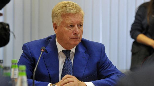 Леонид Тягачев. Фото Никита Успенский