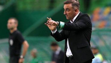 Карлуш Карвальял назначен главным тренером «Браги»