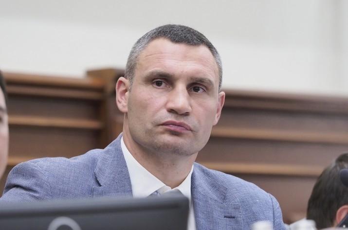 Виталий Кличко. Фото Delo.ua.