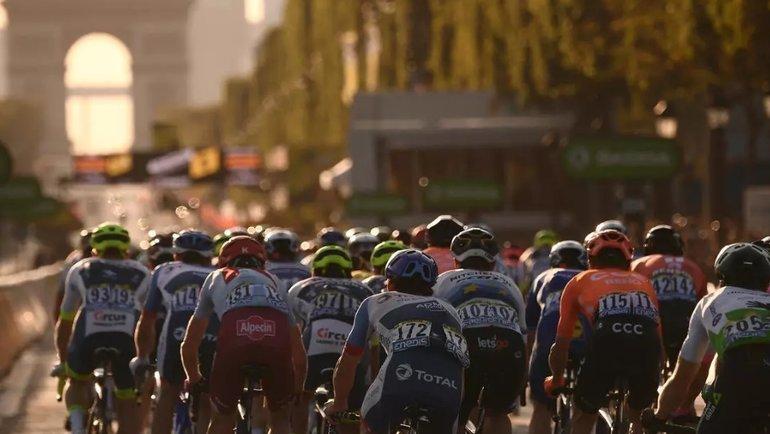"""""""Тур де Франс"""". Фото AFP"""