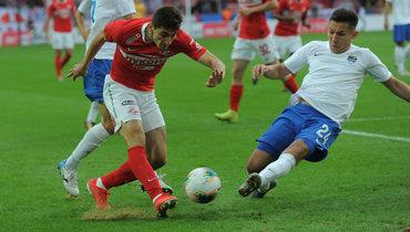«Спартак», как ивпрошлом сезоне, примет «Сочи» в1-м туре чемпионата.
