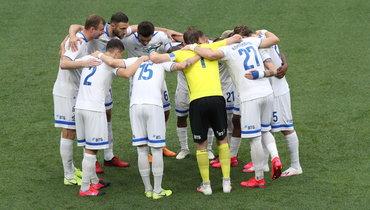 «Динамо» впрошлом сезоне заняло шестое место впремьер-лиге.