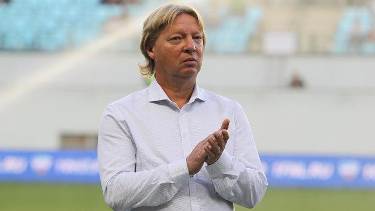 Василий Иванов. Фото ФК «Химки»