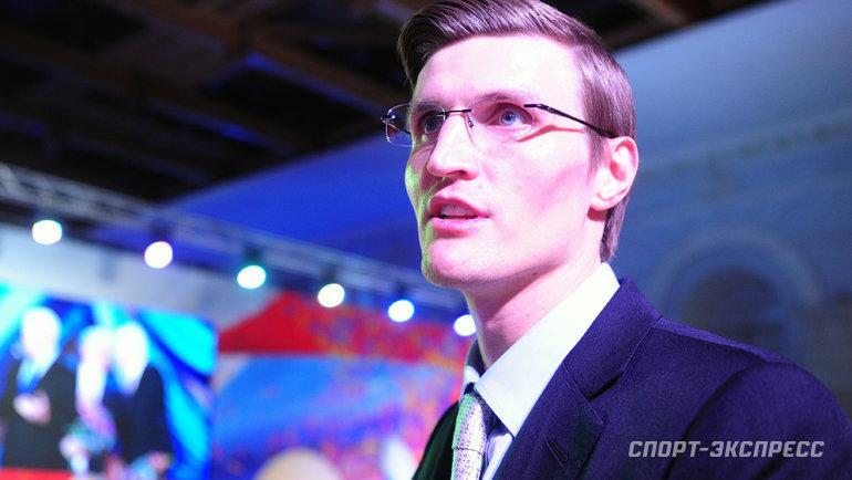 Андрей Кириленко. Фото Федор Успенский, «СЭ»