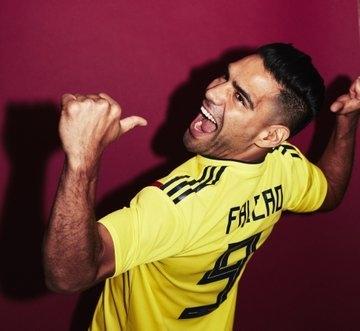 Радамель Фалькао. Фото FIFA.