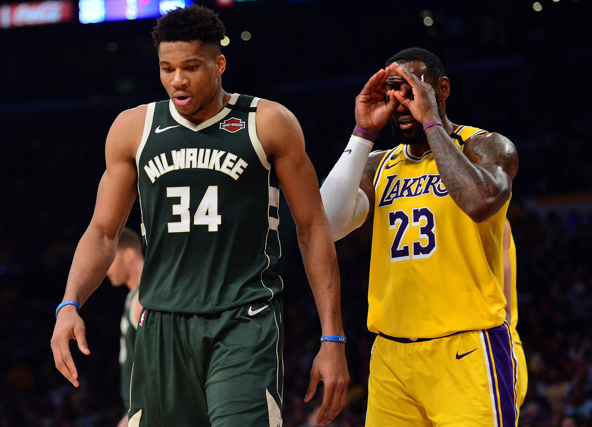 Готовли Яннис подвинуть Леброна? Главные интриги рестарта сезона НБА