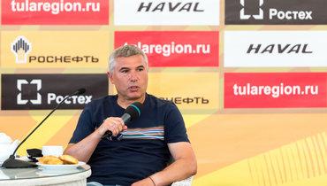Сергей Подпалый стал главным тренером «Арсенала»