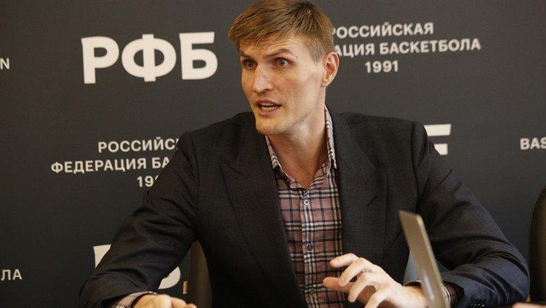 Андрей Кириленко. Фото РФБ.