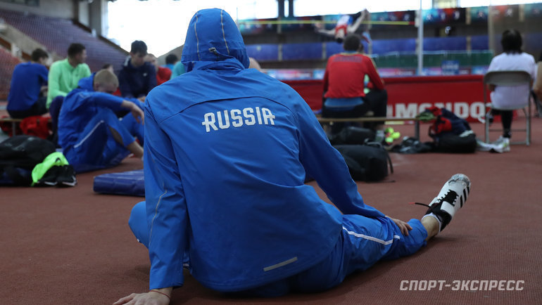 "Решение об исключении российской федерации из World Athletics и полном запрете на выступления россиян в нейтральном статусе отложено до 15 августа. Фото Федор Успенский, ""СЭ"""