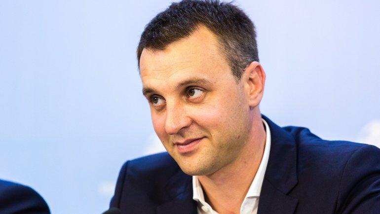 Александр Косырьков.