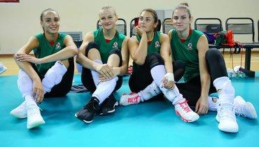 Задва года существования «Локомотив» завоевал два серебра чемпионата России.