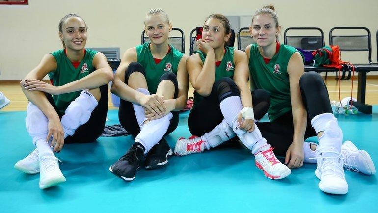 Задва года существования «Локомотив» завоевал два серебра чемпионата России. Фото ВК «Локомотив», vk.com/vc.loko
