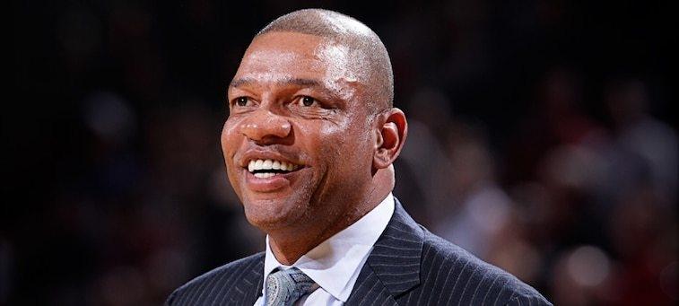 Док Риверс. Фото НБА.