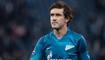 Жирков продлил контракт с «Зенитом»
