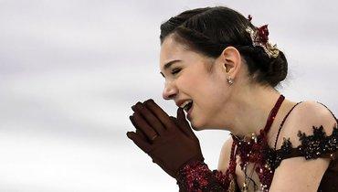 Ирина Роднина: «Медведева показала психологическую устойчивость, нобороться замедали ейбудет очень непросто»