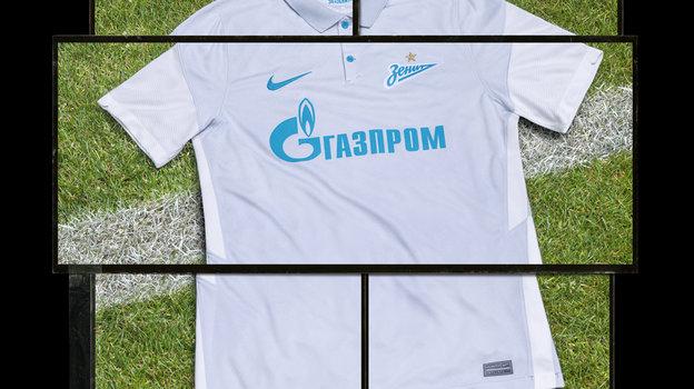 Новая форма «Зенита». Фото photo.khl.ru