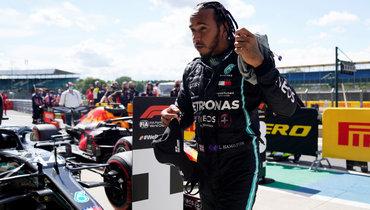 Хэмилтон выиграл квалификацию «Гран-при Великобритании»