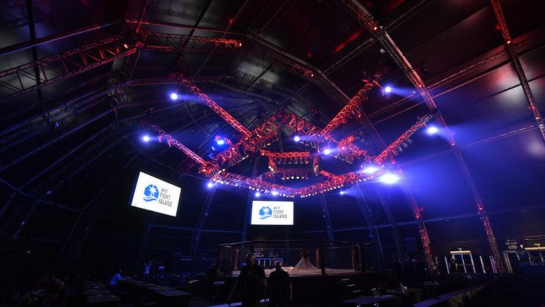 UFC вернулся вЛас-Вегас сБойцовского острова вАбу-Даби. Фото USA Today Sports