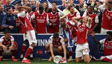 «Арсенал» исцеляется. Есть первый трофей после эры Венгера