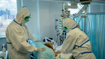 ВРоссии зафиксировано более 850 тысяч случаев заражения коронавирусом