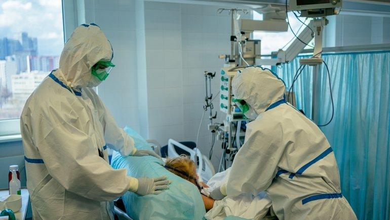 В России зафиксировано более 850 тысяч случаев заражения коронавирусом