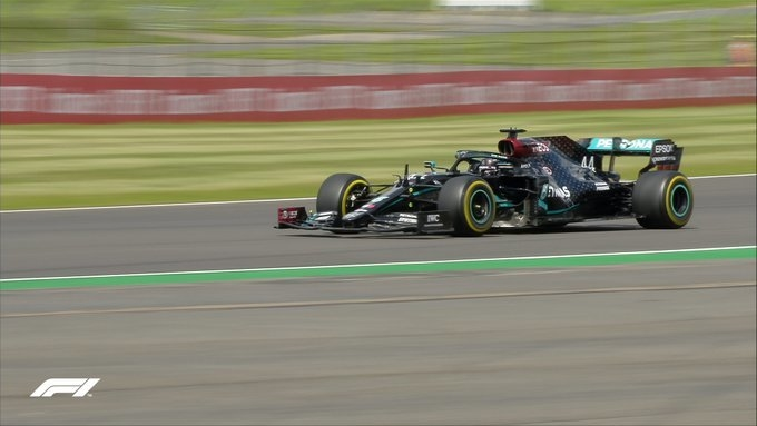 """Льюис Хэмилтон. Фото """"Формула-1""""."""