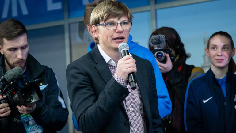 Андрей Аршавин. Фото ФК «Зенит»