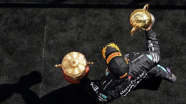 2августа. Сильверстоун. Льюис Хэмилтон. Фото Reuters