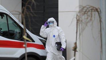 ВРоссии засутки— 5 394 новых случая коронавируса