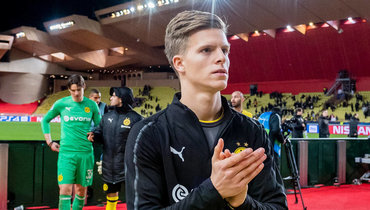 Полузащитник дортмундской «Боруссии» перешел в «Хайденхайм»