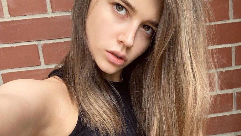 Александра Солдатова. Фото Instagram.
