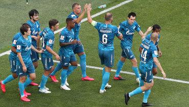 «Зенит»— чемпион иобладатель Кубка. Как онбудет выглядеть вновом сезоне?