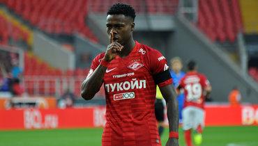 «Давай!» Необычная реакция Промеса напереход Кокорина в «Спартак»