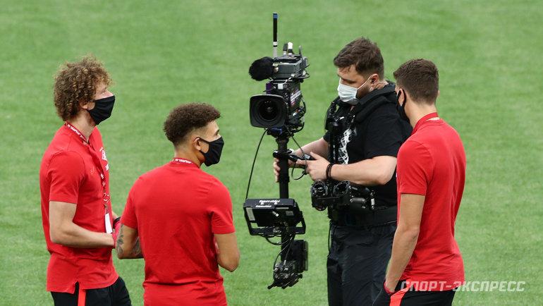 Матч «Спартак»— «Сочи» будет показан набесплатном канале. Фото Дарья Исаева, «СЭ» / Canon EOS-1D X Mark II