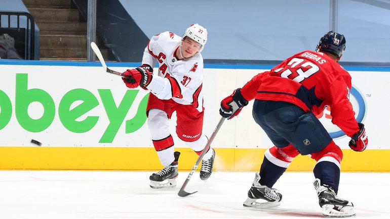 Андрей Свечников. Фото USA Today Sports