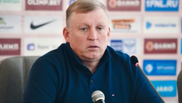 Осинькин заявил, что непропустил ниодной игры «Крыльев» за8 лет работы вСамарской области