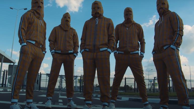 Игроки «Ростова» изнового ролика.