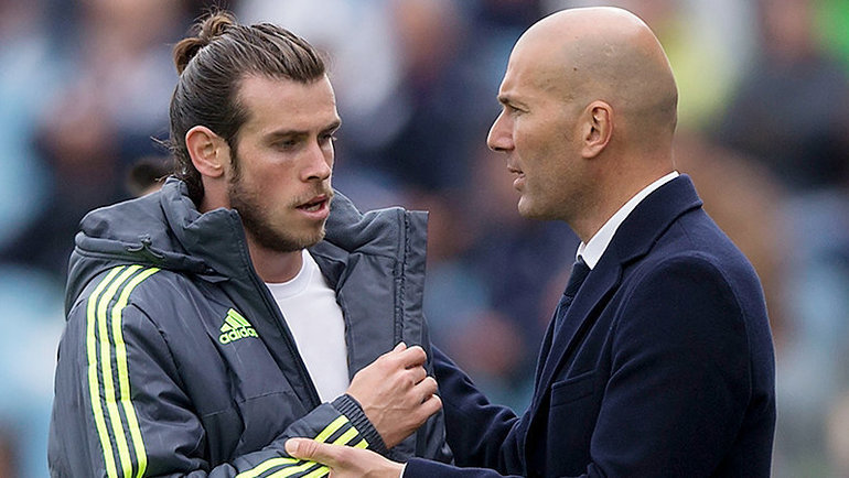 The Times: Бэйл уверен, что больше несыграет за «Реал» при Зидане