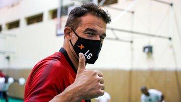 Луис Гарсия Пласа. Фото Twitter.