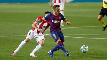 Артур собирается вернуться вИспанию, чтобы расторгнуть контракт с «Барселоной»