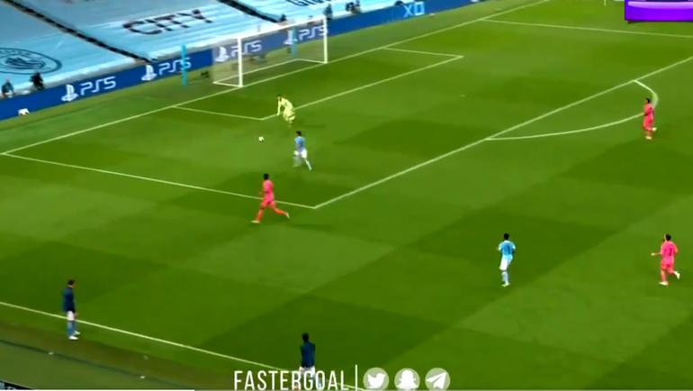 «Манчестер Сити»— «Реал». Грубая ошибка Рафаэля Варана.