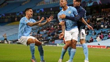 «Манчестер Сити» победил «Реал» благодаря ошибкам Варана ивышел вчетвертьфинал Лиги чемпионов