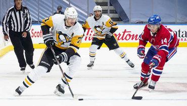 7августа. «Монреаль»— «Питтсбург»— 2:0. Евгений Малкин сшайбой.