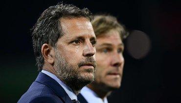 Спортивный директор «Ювентуса» может лишиться своей должности